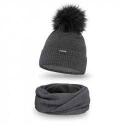 5125011fb Dámska čiapka Chic, modrá - Dámske čiapky - Locca.sk