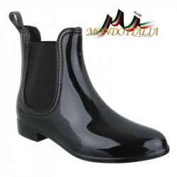 Dámska gumová obuv 106 čierna