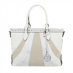 Dámska kabelka 27 biela, biela
