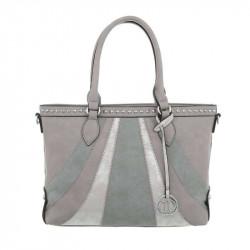 Dámska kabelka 27 šedá, šedá