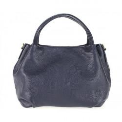 Dámska kabelka 784 tmavomodrá, Modrá