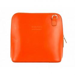 Dámska kabelka 921 oranžová, Oranžová