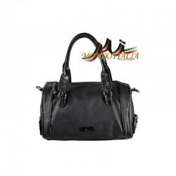 Dámska kabelka BASILE čierna 430 BASILE 430 9883f18a2e7