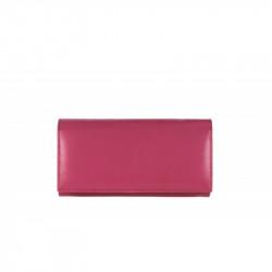 Dámska kožená peňaženka TONY 655 fuxia, fuxia