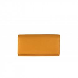 Dámska kožená peňaženka TONY 655 okrová, okrová