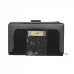Dámska peňaženka 1179A čierna DUDLIN, čierna