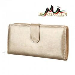 Dámska peňaženka 1448A zlatá  1448A