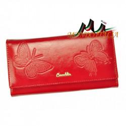 Dámska peňaženka 370 červená CAVALDI, červená