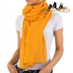 DÁMSKA ŠATKA 376 oranžovo-žltá