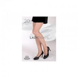 Dámske pančuchové nohavice 1437 LADY TIGHTS čierne  1437