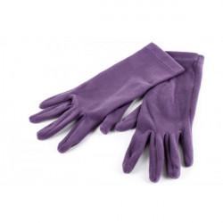 Dámske rukavice 1022 Made in Italy, Univerzálna, Fialová