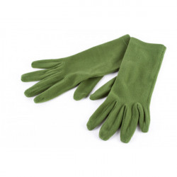 Dámske rukavice 1022 Made in Italy, Univerzálna, Zelená