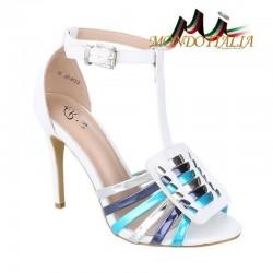 Dámske sandále 335 biele  335