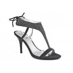 Dámske sandále 350 šedé Nedline Shoes, Šedá, 41