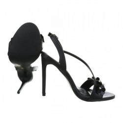 Dámske sandále čierne Sergio Todzi, Čierna, 38 #1