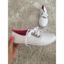 Dámske sneakers 5067 biele, 38, biela