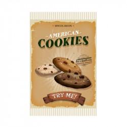 Dekoračná bavlnená utierka 400 Cookies