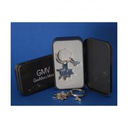Kľúčenka 176 GianMarco Venturi, Strieborná