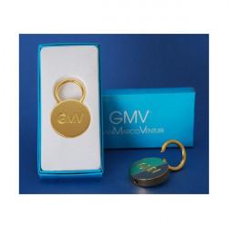 Kľúčenka 180 zlatý kruh GianMarco Venturi, Zlatá