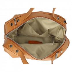 kožená kabelka 5301 MADE IN ITALY #1