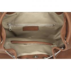 Kožená kabelka do ruky 1458 tmavomodrá MADE IN ITALY Modrá #1