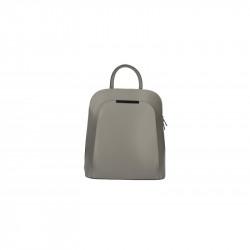 Kožený batoh 5082 šedý MADE IN ITALY, šedá