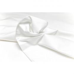 Látka bavlna biela, šírka 140 cm Biela
