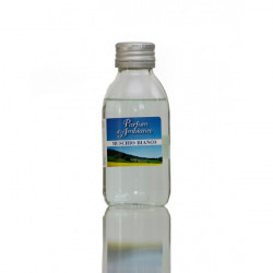 Náhradná náplň do aróma difuzéra 125 ml BIELE PIŽMO (MOŠUS)  VAQUER