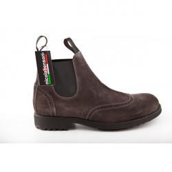 Pánska členková obuv 294 Nicola Benson, Šedá, 44