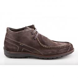 Pánska kožená obuv 274 Ramino, Šedá, 40