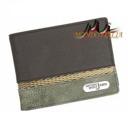 Pánska kožená peňaženka ANTONIO BASILE 46 ANTONIO BASILE