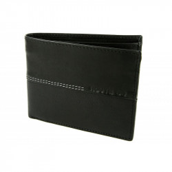 Pánska kožená peňaženka ROUTE 66 čierna, Farba hnedá Route 66 564