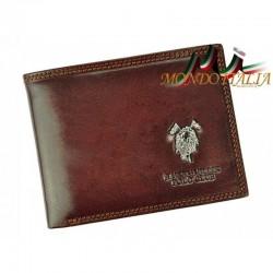 Pánska peňaženka HARVEY MILLER 1173 hnedá HARVEY MILLER