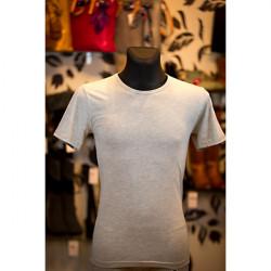 Pánske tričko 1059 PIERRE CARDIN, Šedá, XL