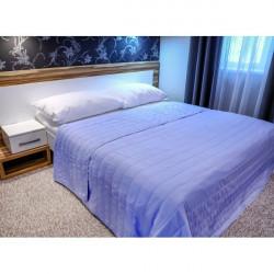 Prehoz na posteľ  701A LIFE nebesky modrý Made in Italy, 160 x 240 cm, Nebesky modrá
