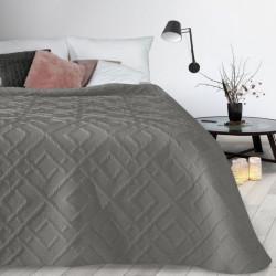 Prehoz na posteľ Alara2 tmavobéžový Béžová 230 x 260 cm