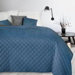 Prehoz na posteľ Alara3 nebesky modrý 220 x 240 cm Nebesky modrá