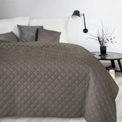 Prehoz na posteľ Alara3 tmavobéžový Béžová 220 x 240 cm