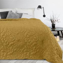 Prehoz na posteľ Alara4 okrový Okrová  230 x 260 cm
