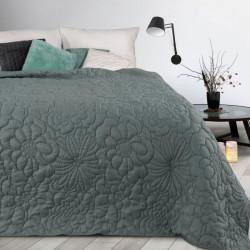 Prehoz na posteľ Alara4 šedý Šedá 230 x 260 cm