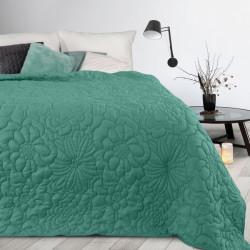 Prehoz na posteľ Alara4 tyrkysový Tyrkysová 230 x 260 cm
