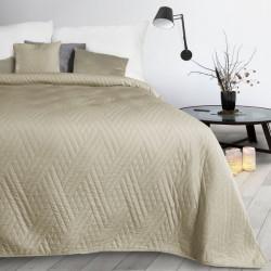 Prehoz na posteľ Boni1 krémový Krémová 170 x 210 cm