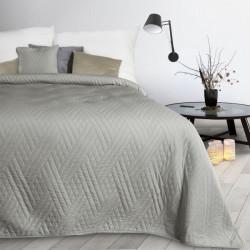 Prehoz na posteľ Boni1 strieborný Strieborná 200 x 220 cm