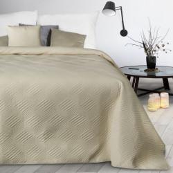 Prehoz na posteľ Boni2 krémový Krémová 220 x 240 cm