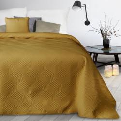 Prehoz na posteľ Boni2 okrový Okrová  220 x 240 cm