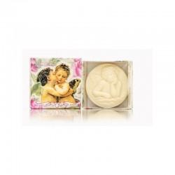 Prírodné talianske mydlo Moja láska 1365 anjel s vôňou kvetov 125 g SAPONIFICIO ARTIGIANALE FIORENTINO 1365