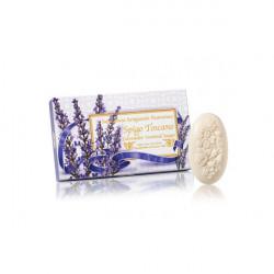 SA Fiorentino Prírodné tuhé mydlo Levanduľa 3 x 100 g