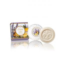 SA Fiorentino Prírodné tuhé mydlo Levanduľa a céder 100 g