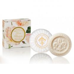 SA Fiorentino Prírodné tuhé mydlo Ruža 100 g