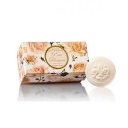 SA Fiorentino Prírodné tuhé mydlo Ruža 6 x 50 g